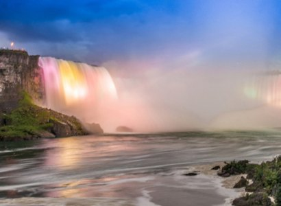 Canada's Capital Cities & Niagara Falls
