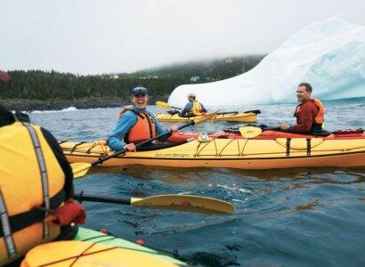 Sea Kayaking the Avalon Peninsula