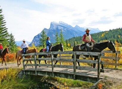 Banff Horseback Riding
