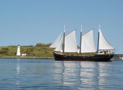 Tall Ship Silva Boat Tour, Nova Scotia