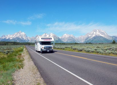 Motorhome Holidays in the USA