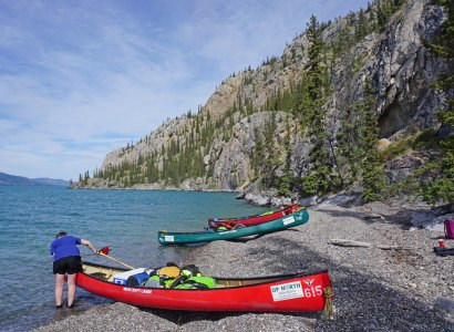 Guided Canoe & Kayak Day Tours from Whitehorse