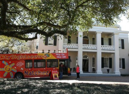 City Sightseeing Natchez Hop-On Hop-Off Bus Tour