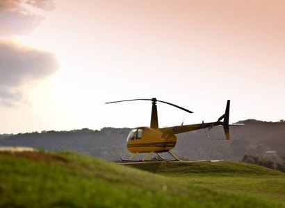 Great Smoky Mountain National Park Helicopter Tour
