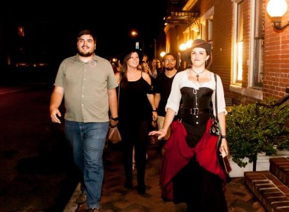 Ghost & Haunted Tours