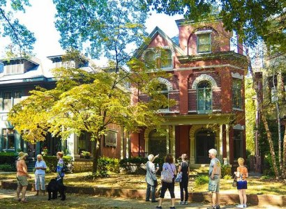 Historic Old Louisville Walking Tour