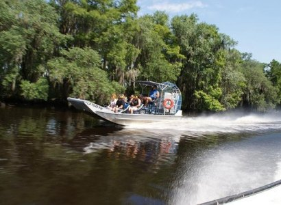 Airboat Swamp Tour