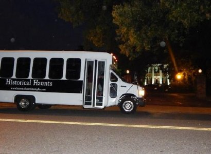 Haunted Memphis Bus Tour