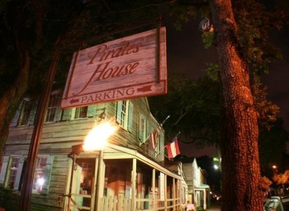 Haunted Pubs of Savannah