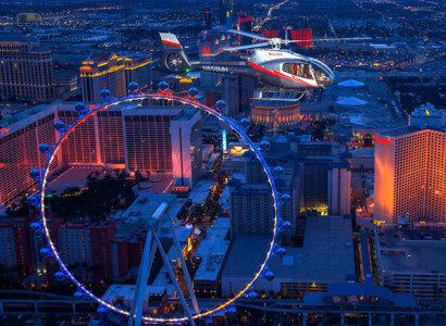 Savoury Bites & Neon Lights, Las Vegas