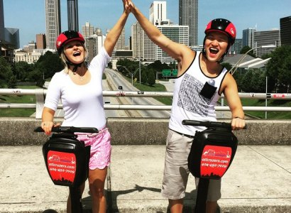 Segway Sightseeing Tour, Atlanta