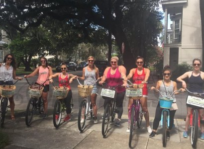 Savannah Bike Tour