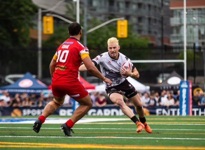 Super League in Toronto