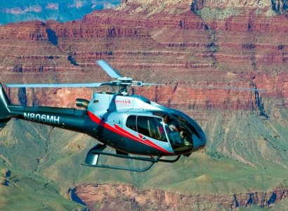 Grand Canyon Colours & Canyons - Helicopter Combo