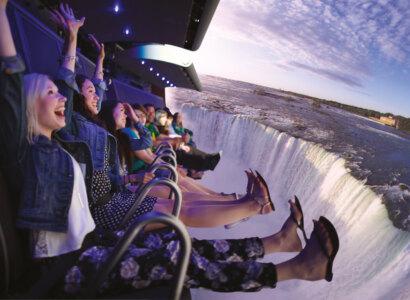 FlyOver Canada, Virtual Experience