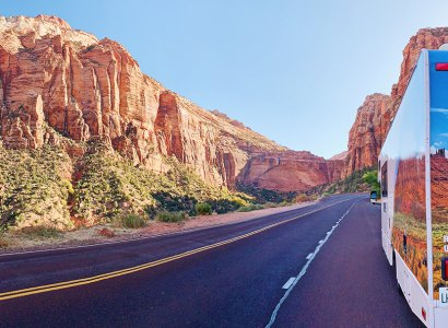 Phoenix to Las Vegas by Motorhome