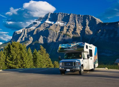 Best of Canada's West by Motorhome