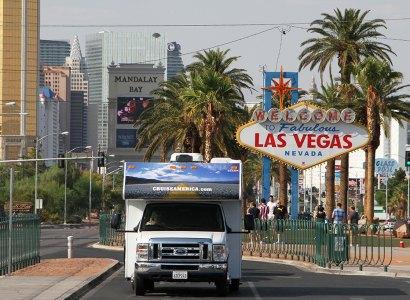Grand Canyon & Las Vegas by Motorhome