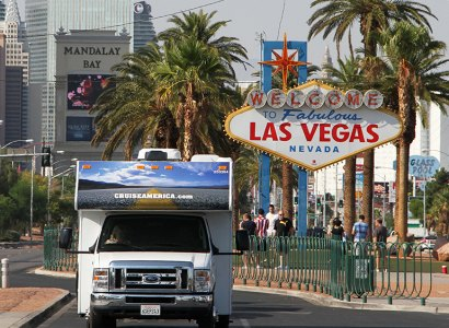 Grand Canyon & Las Vegas by Motorhome