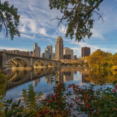 Minneapolis & St Paul