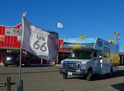 Attractions of The West by Motorhome