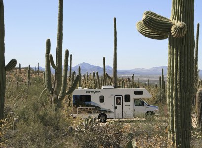 Arizona & New Mexico by Motorhome