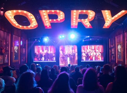 Grand Ole Opry & Ryman Auditorium