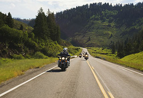 Blues, Blue Ridge & BBQ - Guided Motorcycle Tour
