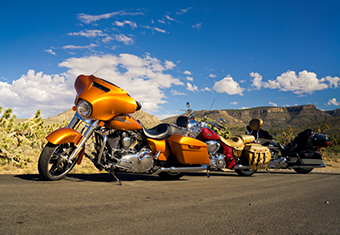 Southwest Canyon Country - Guided Motorcycle Tour