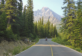 Canada to Yellowstone - Guided Motorcycle Tour