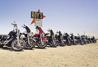 Route 66 (Albuquerque-LA) - Guided Motorcycle Tour