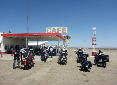 Discover The Wild West - Guided Motorcycle Tour